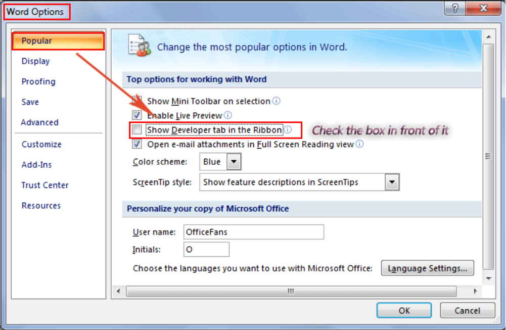 how to microsoft office word 2007 free download